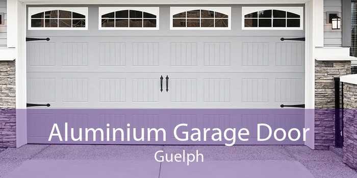 Aluminium Garage Door Guelph