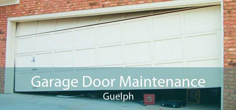 Garage Door Maintenance Guelph