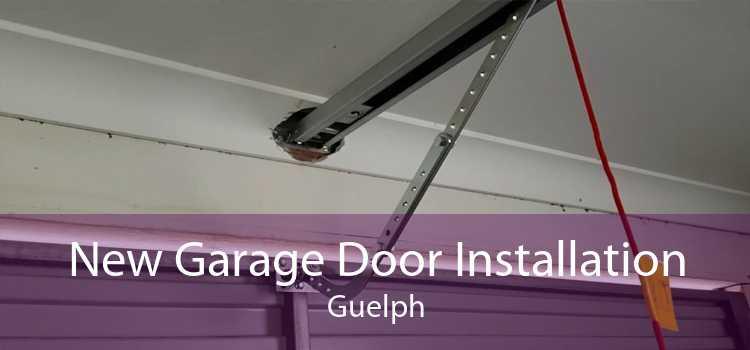 New Garage Door Installation Guelph