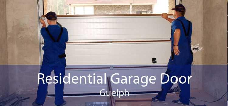 Residential Garage Door Guelph